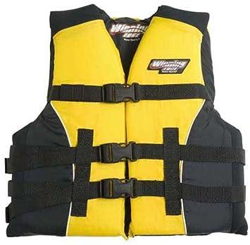 Youth Kids Universal Polyester Life Jacket Swimming Boating Ski Vest L/&6
