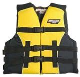 Youth Water Ski Wakeboard Life Jacket Vest Neoprene Nylon