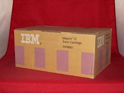 IBM 01P6897 - Toner Cartridge for IBM Infoprint 12