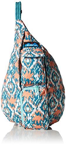 (KAVU Women's Mini Rope Bag, Beach Paint, No)