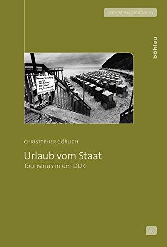 Görlich, C: Urlaub vom Staat Zeithistorische Studien: Amazon.es: Görlich, Christopher: Libros en idiomas extranjeros