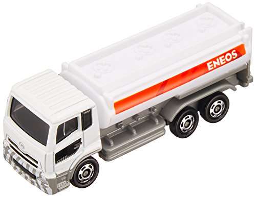 Japan Toy Car Model - Tomica No.90 UD Trucks Cuong Eneosu tank truck (box) *AF27*