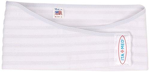 Elastic Rib - ITA-MED Breathable Elastic Rib Support Belt Wrap For Women, Small