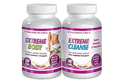 Extreme Cleanse - Body System