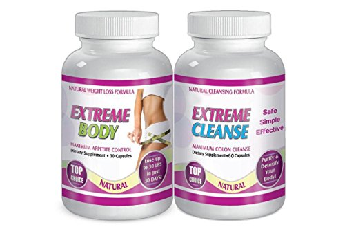 Extreme Cleanse - Body System by SliMaxUSA