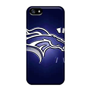 New Premium VariousCovers Denver Broncos Nfl Team Skin Case Cover Excellent Fitted For Iphone 5/5s