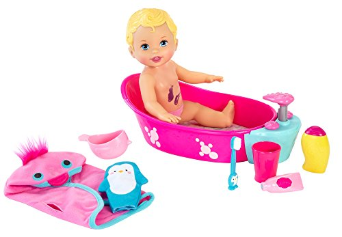 Little Mommy Bubbly Bathtime Doll Baby Doll