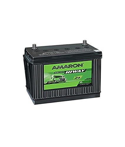 Amaron Hiway 100ah Battery Green Amazon In Car Motorbike