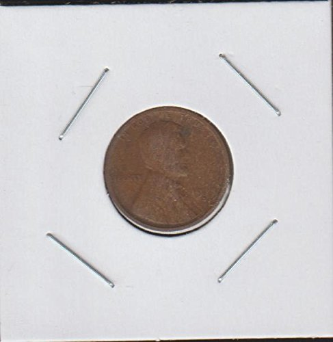 1918 S Lincoln Wheat (1909-1958) Penny Good