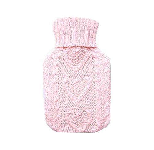 hot water bottle wool - 2
