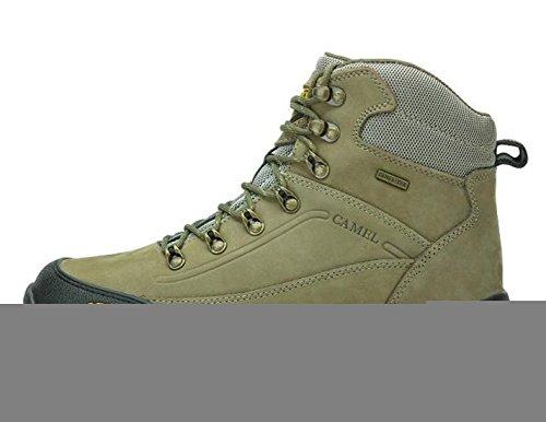 44 Waterproof Armygreen EU Size Boot Mens Targe Color M Camel wqE0Xw