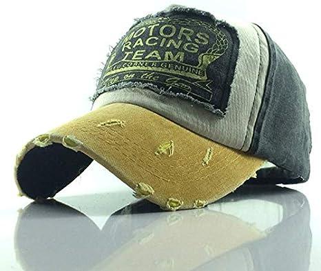 YWHY Sombrero Gorra Lavada Sombrero De Letras para Hombres ...