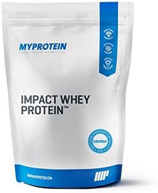 MyProtein Impact Whey Proteína de Suero, Sabor Sirope de Arce - 1000 gr