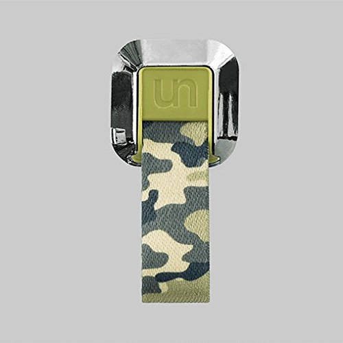 Ungrip Specials Collection  The Most Comfortable and Secure Way to Hold  Your Phone! Compatible with iPhones and Android Phones  (Chrome Camo)