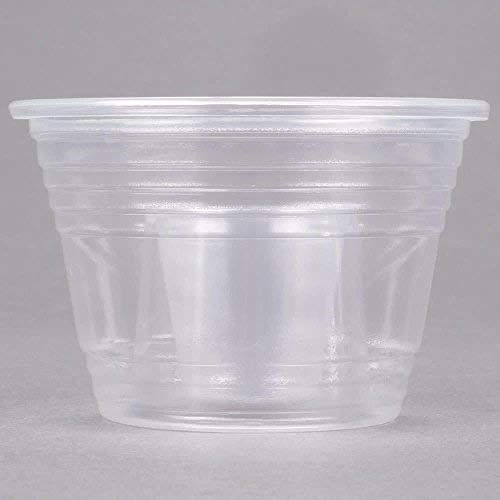 Fineline Quenchers 4112-CL Blaster Bomb Shot Cups / Power Bombs - 500/Case by Fine-line