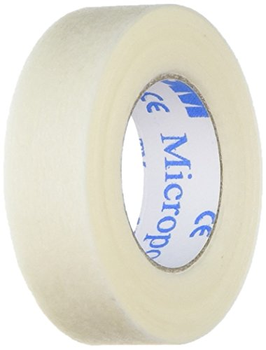 3m Micropore Surgical Paper Hypoallergenic Tapes 1/2 Inch...