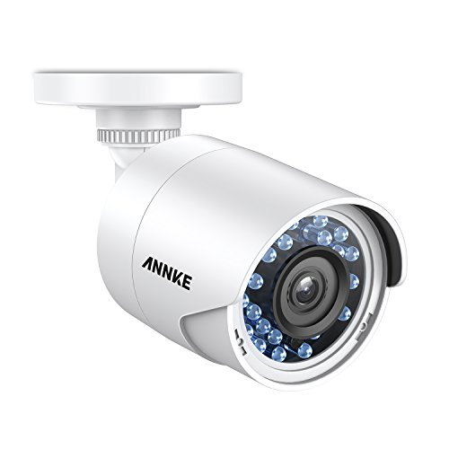 ANNKE 1080P Starlight DE-Noise Security Camera, 2.0MP HD-TVI Surveillance Bullet Camera with Indoor/Outdoor IP66 Weatherproof Housing, Super Night Vision, Wide Angel of View