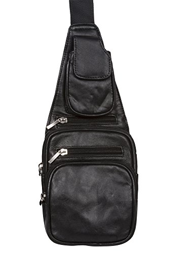 Gravity Hobo Travels Backpack Sling Small Leather Handbag aOBSa