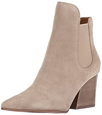 KENDALL + KYLIE Women's Finley Ankle Boot, Walnut, 10 Medium US