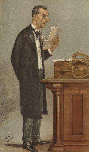 VANITY FAIR carcasa Joseph Chamberlain las colonias. Política. De Spy.