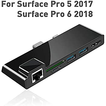 Amazon com: Microsoft Surface Dock (PD9-00003): Computers