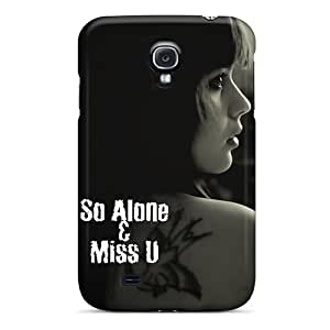 New Cute Funny Miss You Case Cover/ Galaxy S4 Case Cover