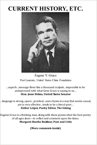 current history.etc: Volume 5 (Poetry of Eugene Grace)