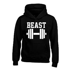 YSM® Beast Unisex Hoodie Couple Sweatshirts