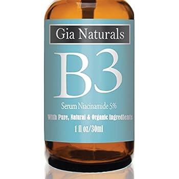 Vitamin b3 doseage