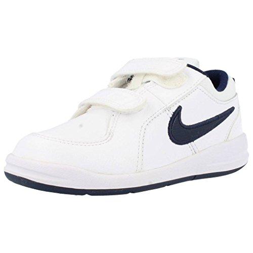 premium selection f6a13 e425a Nike Pico 4 (TDV) Zapatillas, Bebé-niños Blanco con azul