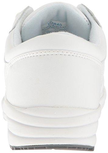 Waschbarer Walker Sneaker der Propet-Frauen Weiß