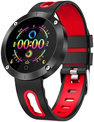 Feccile DM58PLUS Color Screen Smart Watch Male Female Heart Rate Monitoring Bluetooth Sports Smart Watch