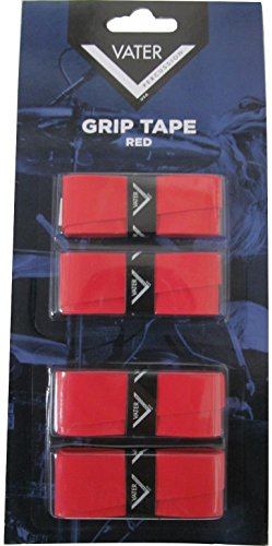- Vater VGTB Grip Tape, Red (4-Pack)