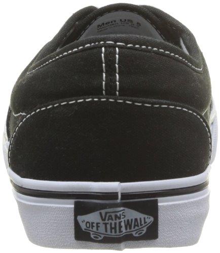 VJK6Y28 Negro de LPE Zapatillas lona Vans de deporte unisex 7waqnn6S
