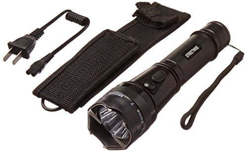 Streetwise Security Products Police Force 7,000,000-volt Tactical Stun Gun Flashlight