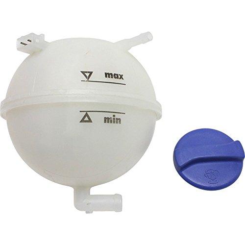 Coolant Reservoir Expansion Tank compatible with Golf 90-02 Plastic w/cap