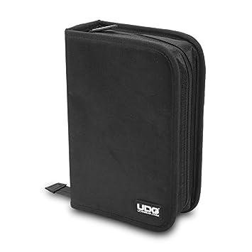 UDG CD Wallet 100 Digital Black - Funda para 100 cds, color negro