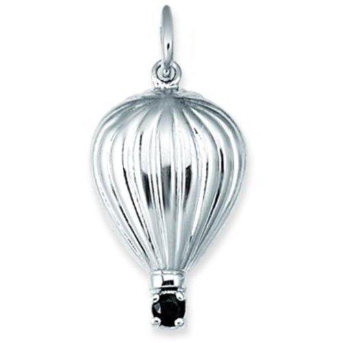 Hot Air Balloon Italian Charm - 5