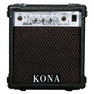 【並行輸入品】Kona 10-Watt Guitar Amplifier with Tuner ギターアンプ B007EM7WYE