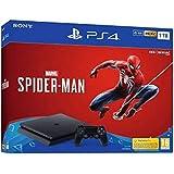 Sony PlayStation 4 1TB Oyun Konsolu ve Spiderman