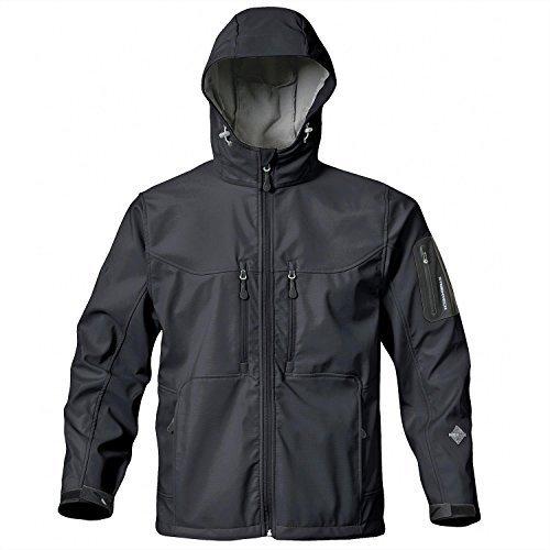 Stormtech Epsilon H2Xtreme Softshell Jacket - Black - (H2xtreme Shell Jacket)