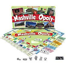 Nashville-Opoly by Late for the Sky