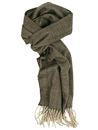 (Paskmlna Super Soft Luxurious Classic Cashmere Feel Winter Scarf (04-3))