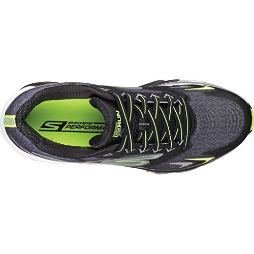 Skechers Sportives Run 28 Go Taille Skees Noir bklm Baskets Homme Forza XSqXwr