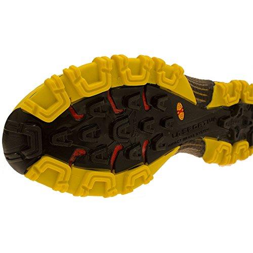La Sportiva Scarpe da Corsa Uomo Nero Black