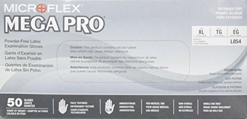 Micro MFXL854 X Large Extended Gloves