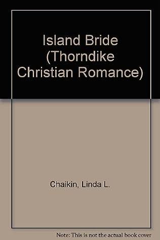 book cover of Island Bride