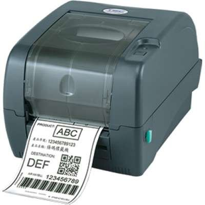TSC Printers 99-125A013-00LF TTP-245 Plus Printer, Includes Parallel, Serial & USB 2.0. Clamshell Thermal Transfer