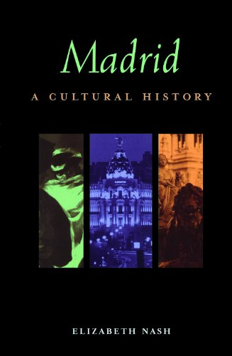 Madrid: A Cultural and Literary Companion (Cities of the Imagination)