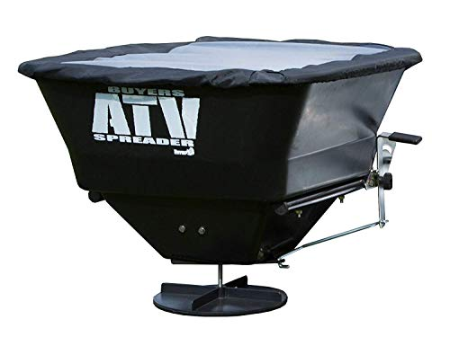 Cheapest Price! Buyers Products ATVS100 ATV All-Purpose Broadcast Spreader 100 lbs. Capacity with Ra...